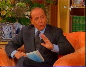 Telecamere - ospiti Franco Tatò e Silvio Berlusconi (21 gennaio 2001)