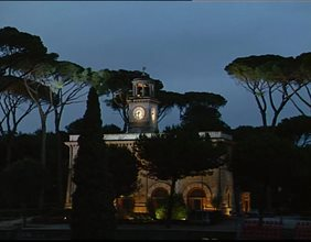 Concorso ippico internazionale Piazza di Siena