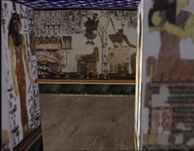 La tomba di Nefertari (short version)