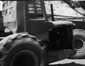 Diga del Pantano d'Avio 1955