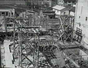 Inaugurazione centrale Vigliena - repertorio e cinegiornale luce