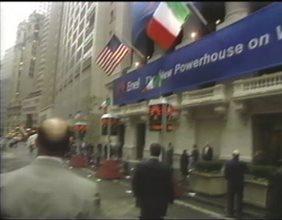 Enel Avvio delle quotazioni Borsa di Milano e New York