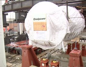 Centrale La casella - turbogas (EnelPower)