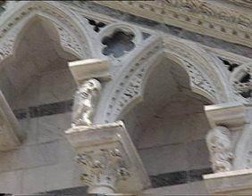Luce per l'arte - Lumina Chiese di Toscana. Duomo di Carrara