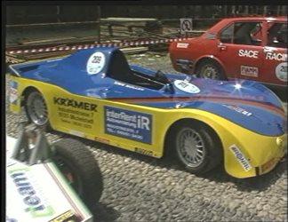 Competizione per auto elettriche e solari - 2° Gran Premio