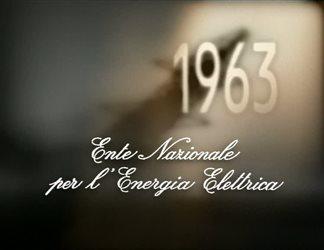 Logo Enel - Evoluzione negli anni