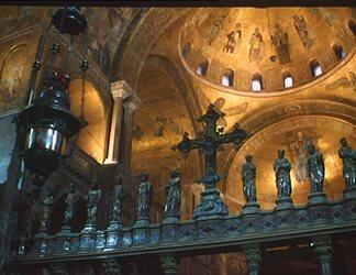 Venezia Interno San Marco - Girato