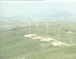 Repertorio eolico Collarmele - Repertorio fotovoltaico Serre Persano