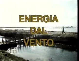 Energia dal vento