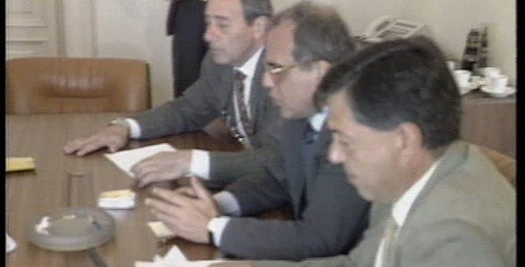 Firma Accordo Trattato Enel- Gecol