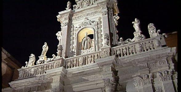 Luce per l'arte - Il Duomo di Lecce