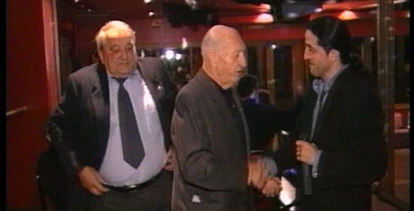 Intervista a Gino Bartali (Festa pensionamento Perciolli - Enel)