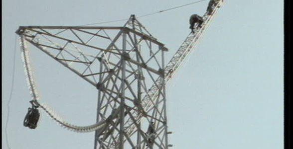 Elettrodotti e stazioni elettriche (Enel ingegneria e costruzioni)