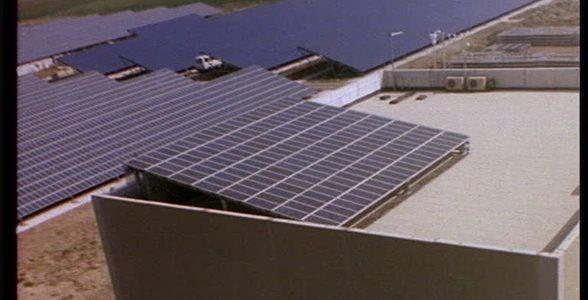 3 MW di sole (Megawatt)