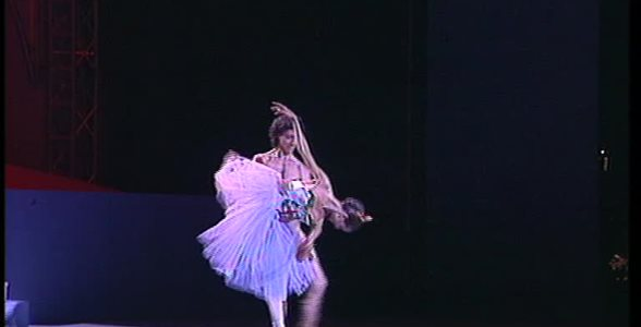 Luce per la danza - Ballo Excelsior 2° parte