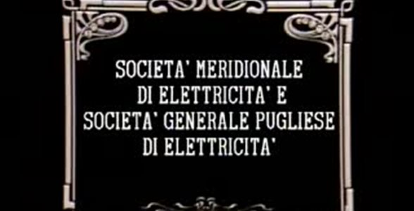 Uno sguardo all'opera sviluppata e portata a termine dalla Società Generale Pugliese di Elettricità: vera svolta tutta durante L'Era Fascista