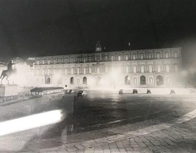 Illuminazione notturna Piazza Del Plebiscito