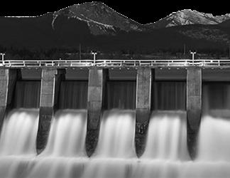 Diga Idroelettrica
