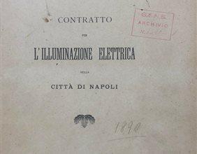 Contratto di illuminazione della città di Napoli