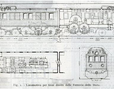 Treni  Ferrovie dello Stato