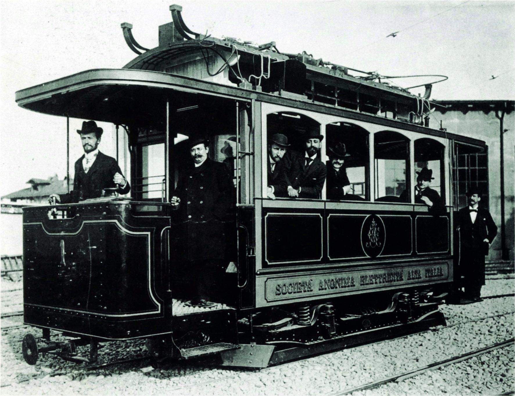Torino in Tram